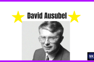 teoría de Ausubel
