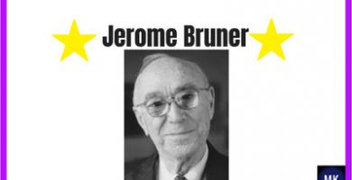 bruner teoría del aprendizaje