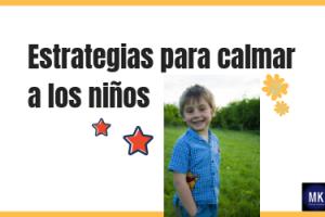 calmar a niños hiperactivos