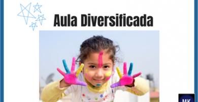 aula diversificada