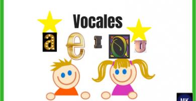 actividades de vocales para preescolar