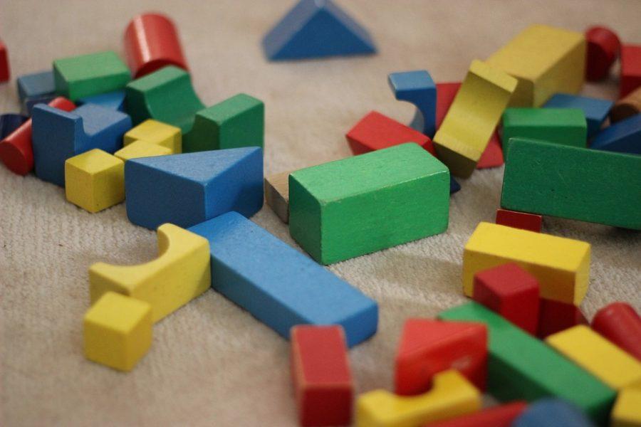 bloques de madera didácticos