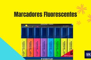 marcadores fluorescentes