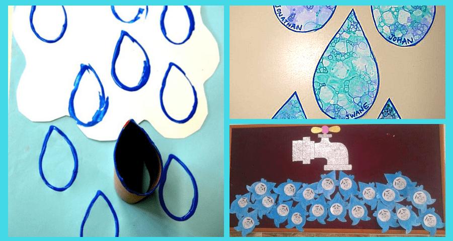 Actividades Para Celebrar El Dia Del Agua En Preescolar Y