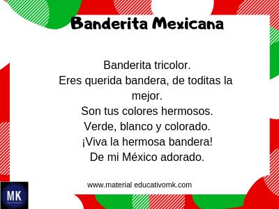 Significado de los colores dela bandera de mexico explicacion para ninos