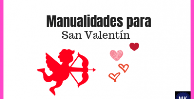manualidades para san valentin