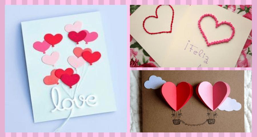 ᐅ Manualidades Para El Día Del Amor Y La Amistad