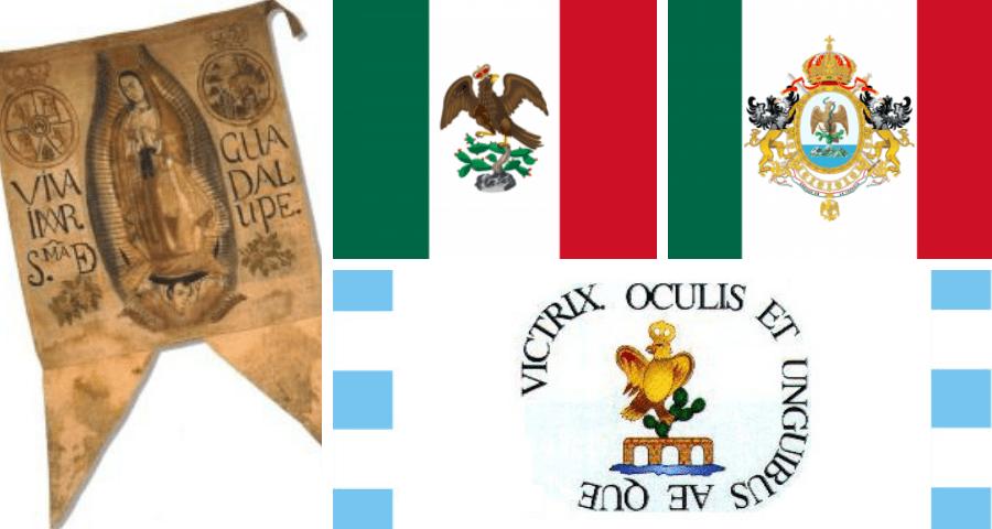 bandera de mexico imagenes