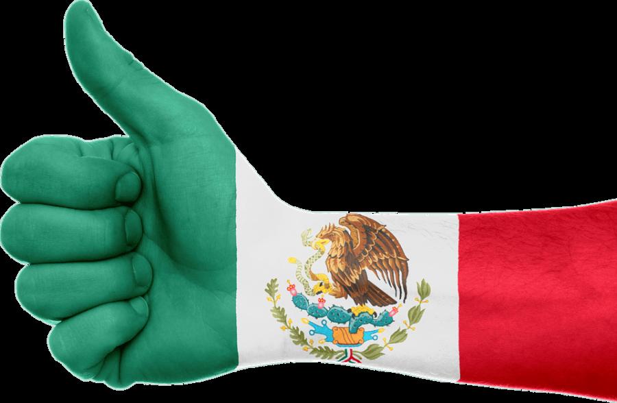 las 11 banderas de méxico
