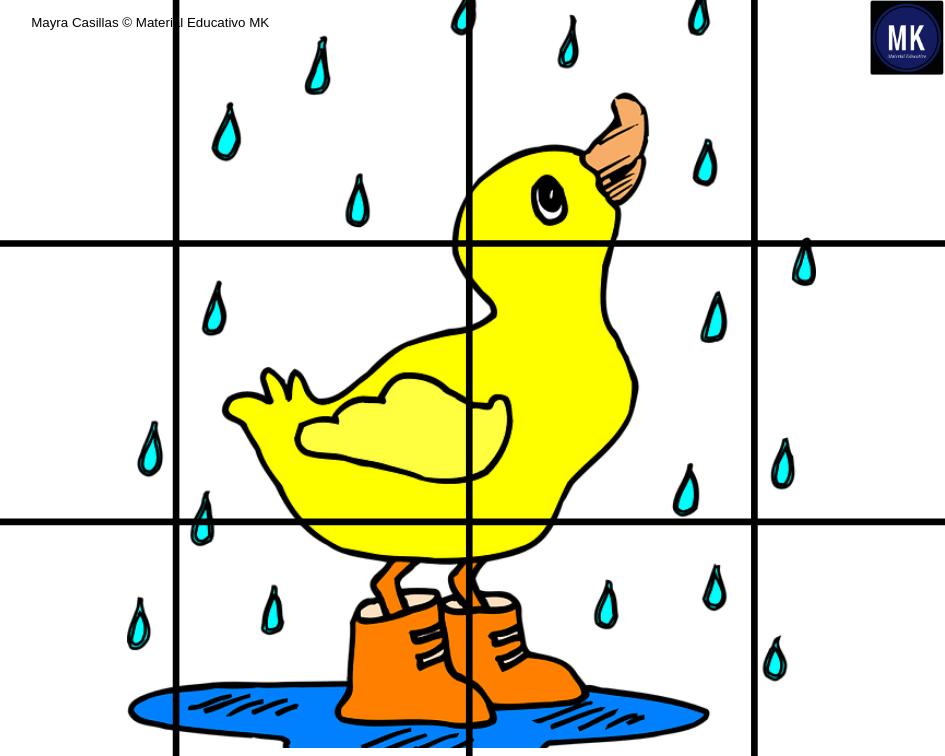 rompecabezas de animales pdf