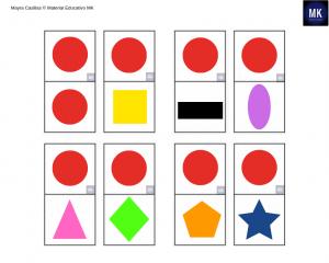 dominó de figuras geométricas pdf