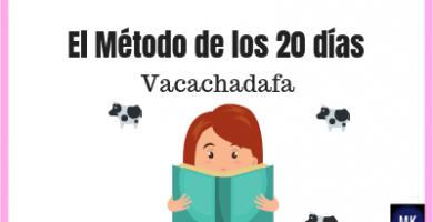 método de los 20 días