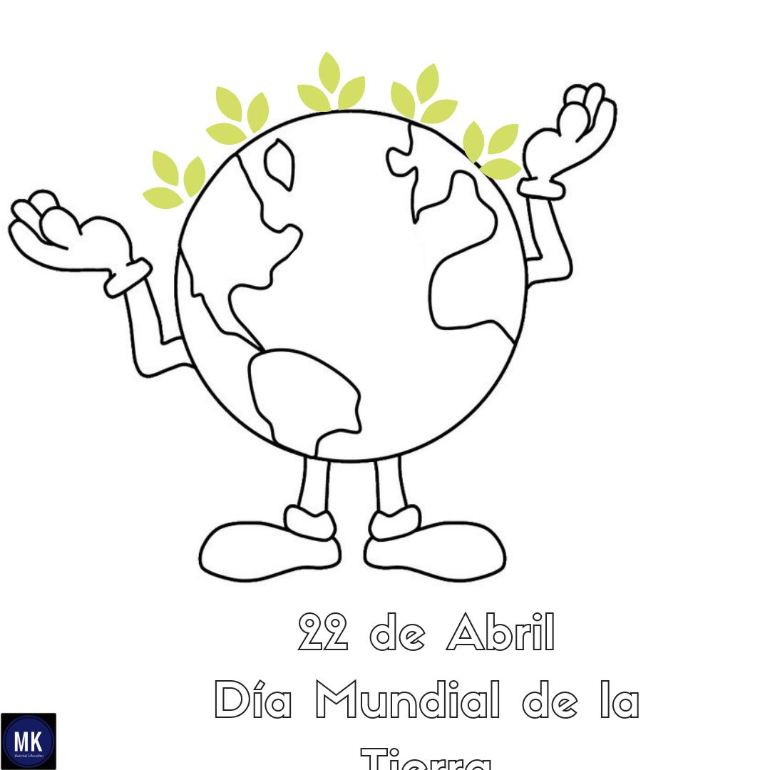 ॐ Manualidades Para El Día De La Tierra Yo Amo Mi Planeta