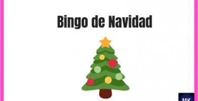 bingo de navidad