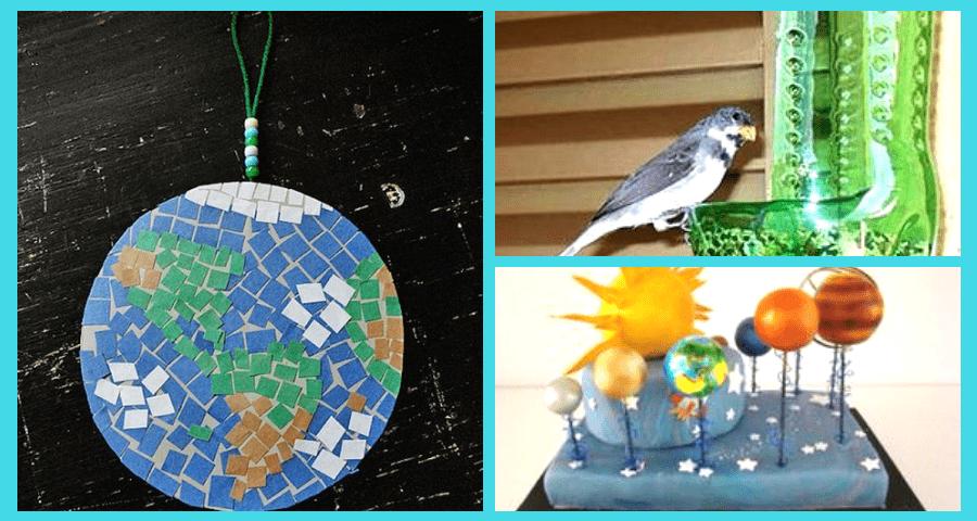 actividades para niños el dia de la tierra