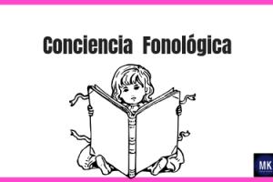 lectoescritura conciencia fonológica