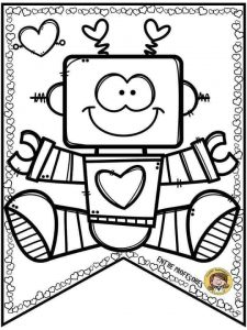 dibujos con lineas y puntos para niños